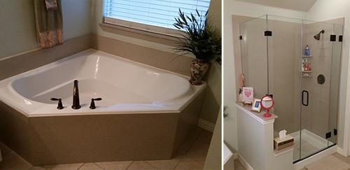 Bathtub Refinishers Fiberglass Tub Refinishing Pricing Richardson - Can you refinish a fiberglass tub