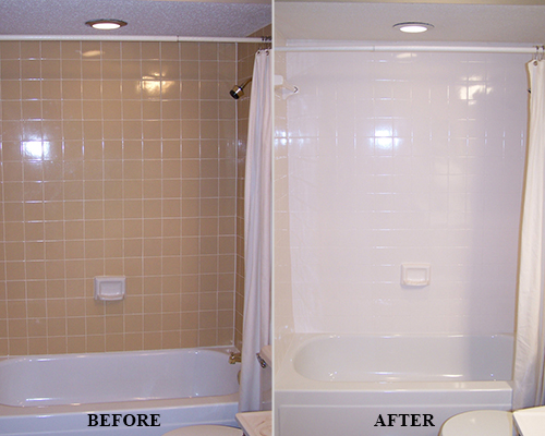 refinish bathroom tile bathtub refinishers fiberglass tub refinishing pricing 14133
